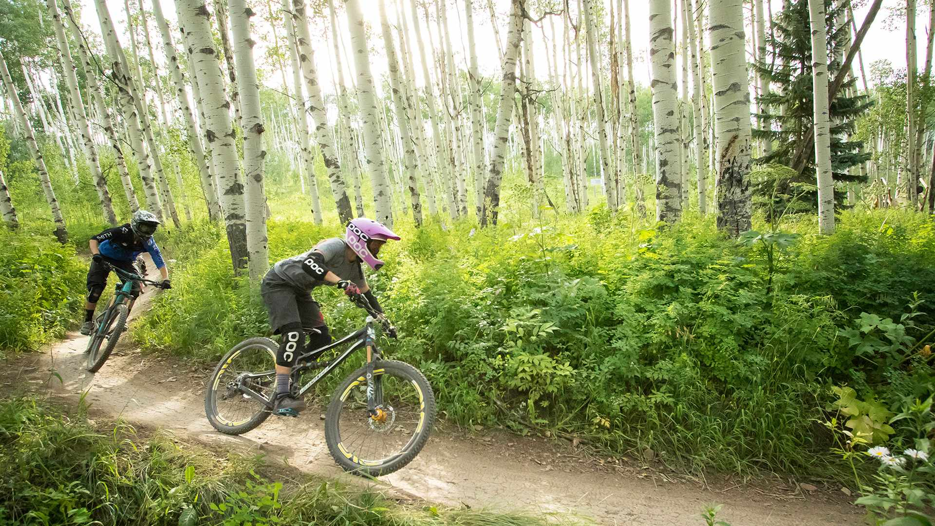 Mountain Biking - Colorado's first IMBA Gold-Level Ride Center is located right out the door connecting over 300 miles of flowy singletrack in Snowmass and Roaring Fork Valley.